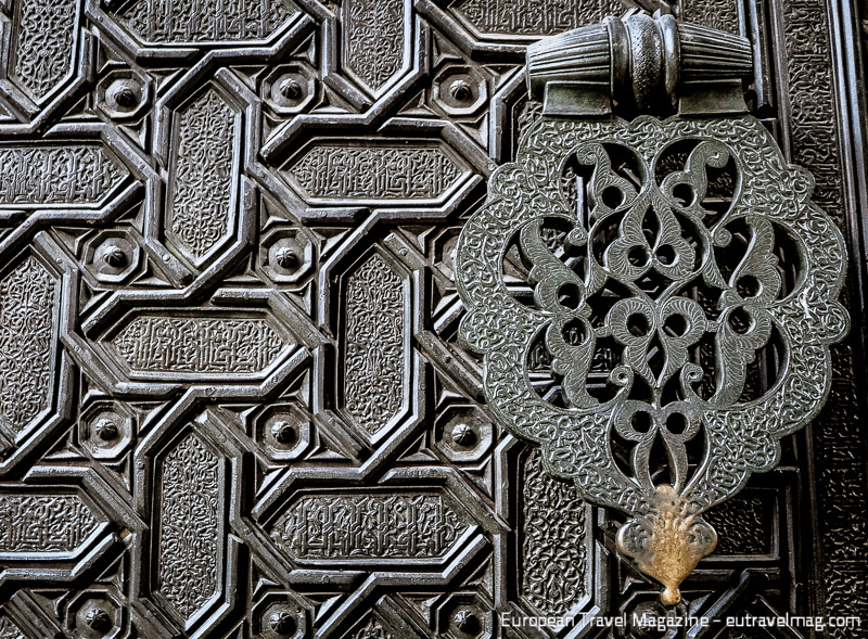 The original great doors of the Moorish Puerta del Perdón are made from larchwood covered with & In the footsteps of the Moors: Seville | European Travel Magazine