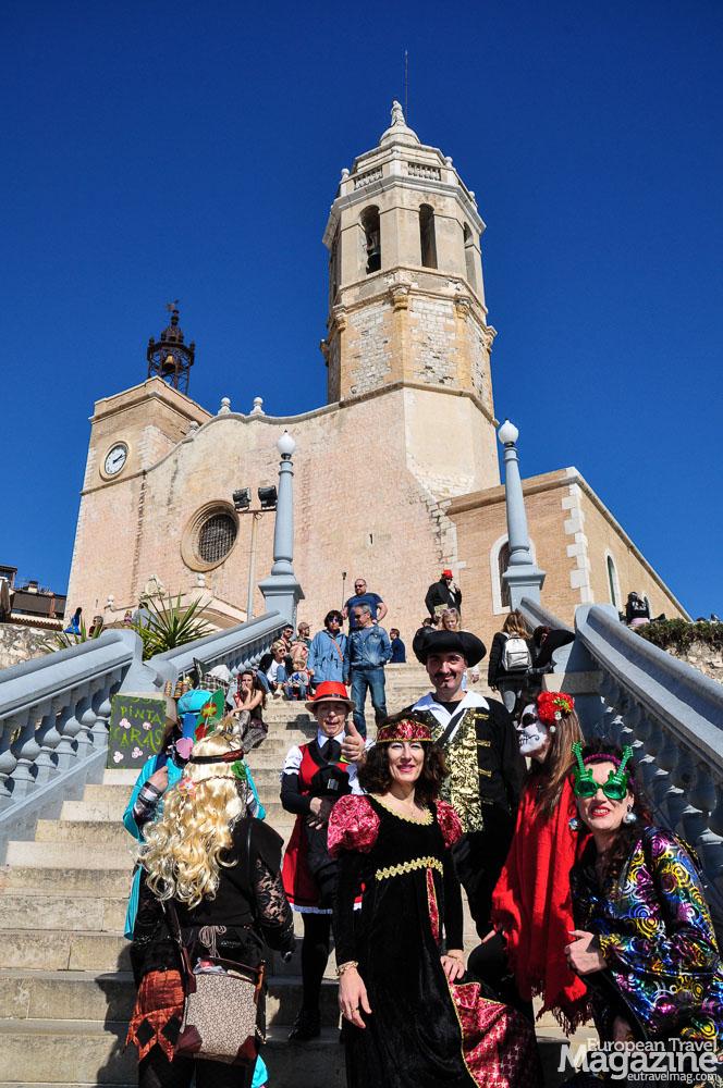 Five fab barcelona breaks european travel magazine - Sitges tourist information office ...